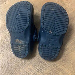 CROCS Shoes - Toddler Size 7 Crocs